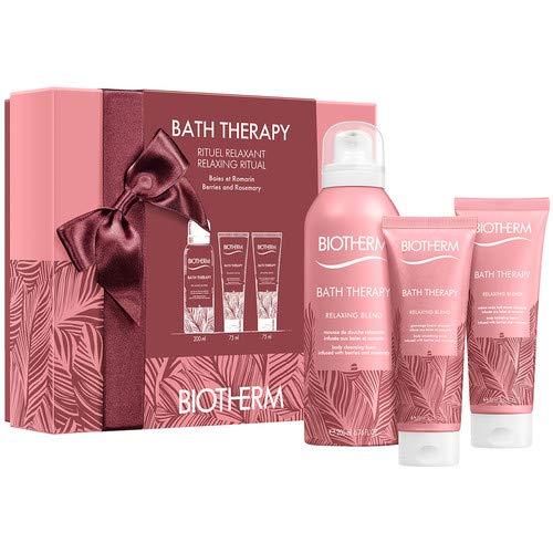 Geschenkset Body Cleansing Foam 50 ml + Body Hydrating Cream 75 ml + Hydrating Hand Cream 30 ml 1 Stk.