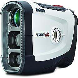 Bushnell Tour V4 Medidor Laser de Golf, Blanco, Única