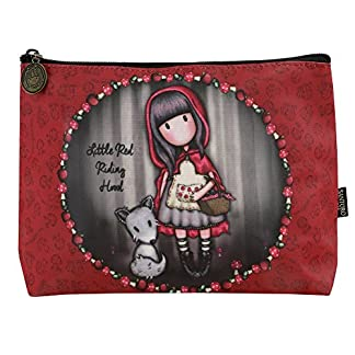 Neceser Gorjuss Grande Plastificado – Little Red Riding Hood