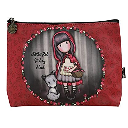 Neceser Gorjuss Grande Plastificado – Little Red Riding Hood