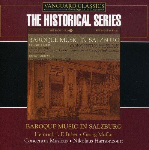 Barockmusik in Salzburg