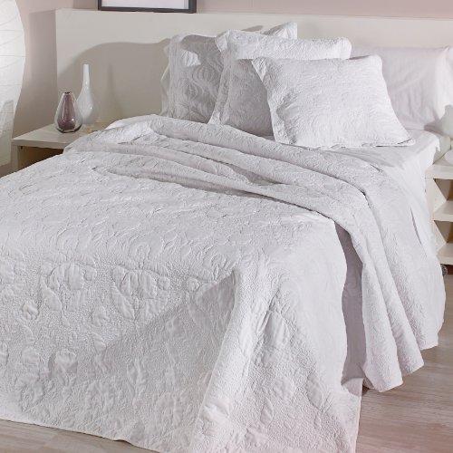 Colchas listado de productos productos de amazon for Colcha blanca cama 150