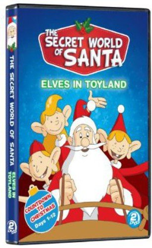 The Secret World Of Santa Claus: Elves In Toyland (2 DVDs) [RC 1]