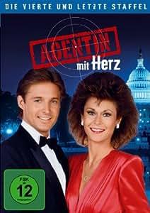 Agentin mit Herz - Die vierte und letzte Staffel [5 DVDs]