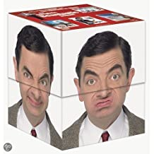 MR. BEAN Complete Collection BEANTASTIC: Complete TV-Series / Mr. Bean's Holiday [2007] / The Ultimate Disaster Movie [1997] / Mr. Bean Volumes 1, 2, 3 and 4