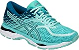 Asics Frauen Gel-Cumulus® 19 Schuhe, 36 EU, Aruba Blue/Aruba Blue/Turkish Tile