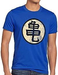 style3 Goku Ecole de Tortue Roshi T-Shirt Homme