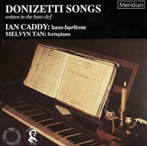 Preisvergleich Produktbild Donizetti: Songs in Bass Clef