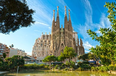 Jochen Schweizer Geschenkgutschein: Kurztrip Barcelona für 2