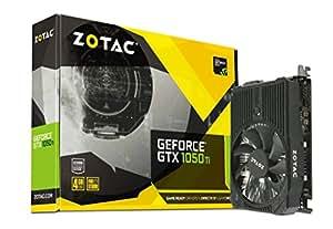 Zotac Geforce GTX 1050 Ti ZT-P10510A-10L Mini Grafikkarte 4GB