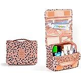 Pixnor Neceser Bolsa del Organizador Impermeable colgante lavado bolso almacenamiento de maquillaje cosméticos neceser bolso viaje bolsa organizador