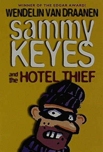Sammy Keyes and the Hotel Thief (1 Paperback/4 CD Set) [With Paperback Book] - Oak Media-unit