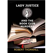 Lady Justice and the Book Club Murders (English Edition)