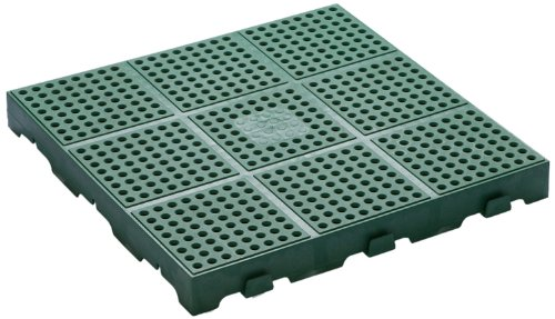 Toomax Z662RE52 Floory Set 10 Pavimentazioni 40 H 40X40X4 Verde