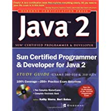 Java 2. Sun Certified Programmer and Developer. Study Guide (exam 310-035 & 310-027) (Certification Press Study Guides)