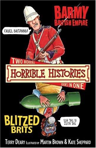The barmy British Empire ; The blitzed Brits