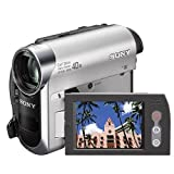 Produkt-Bild: Sony DCR-HC51 Camcorder (miniDV, 40-fach opt. Zoom, 6,4 cm (2,5 Zoll) Display, Bildstabilisator)