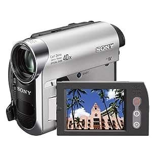 Sony DCR HC51 Caméscope numérique Mini DV  zoom optique 40x