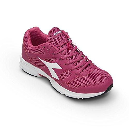 Scarpe Sneaker Uomo / Donna DIADORA Art. SHAPE 6 Nuova Collezione ( Pink Lady White - 39)
