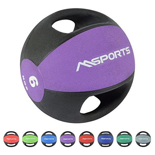 Balón Medicinal Premium asas 1-10kg-Calidad