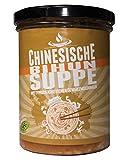 Chinesische BIHUNSUPPE im Glas, je 400 ml, mit typisch asiatischen Gewürzmischungen, 6 Stück