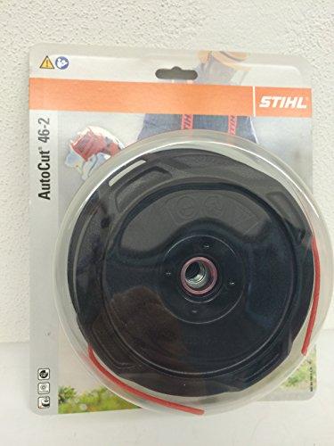 Stihl Voiture Cut 46-2m 12L 2, 7mm, 1pièce, 40037102115, Gris