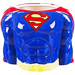 Superman taza, 3D Torso