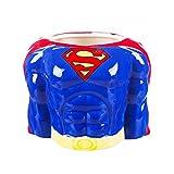 Superman de DC Tasse 3D classique torse