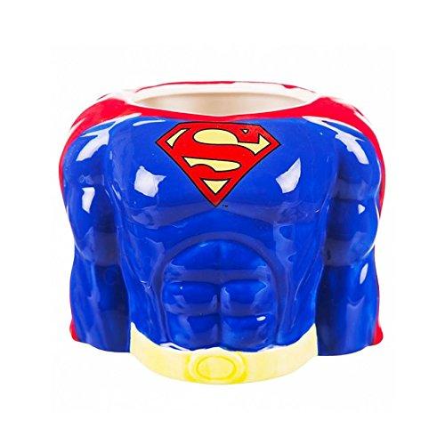 Superman Mug, 3D Torso