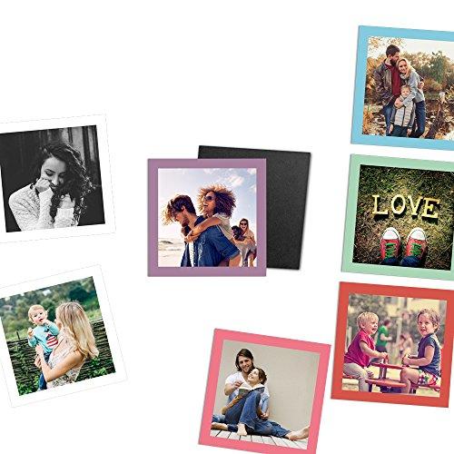 Revelado fotos imán - Imprime tu pack 60 copias 9x9