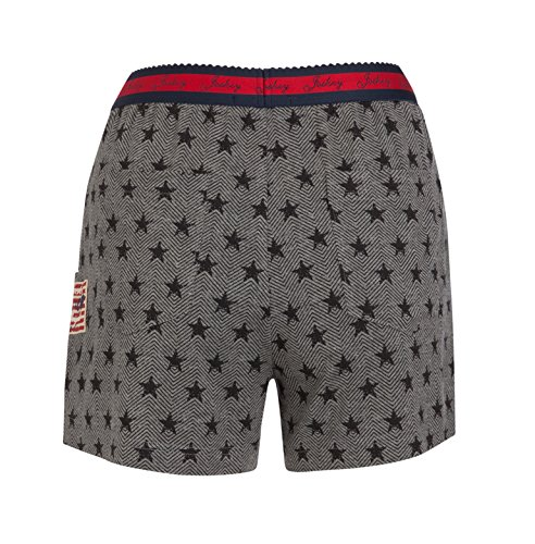 Jockey Damen Shorts Tin Melange