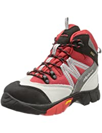 Alpina 680245 - Zapatos de senderismo de cuero infantil