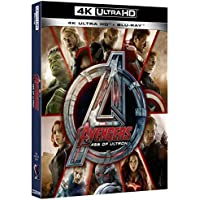 Avengers age of ultron 4k