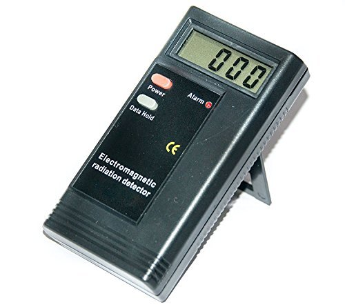 PROtastic EMF Meter Extra Sensitive for Paranormal & Ghost Hunting Electro Magnetic Radiation Detector