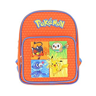 51g4QtMHNKL. SS324  - ATM Rentrée Des Classes 2017 Mochila Infantil, 30 cm, Naranja (Orange)