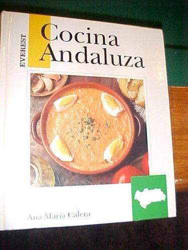 Portada del libro Cocina Andaluza (Cocina regional española)