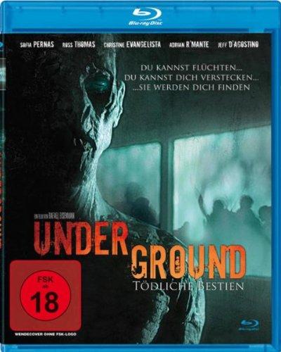 Underground - Tödliche Bestien [Blu-ray]