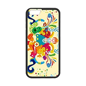 colorful1112042 iPhone 6 4.7 Inch Cell Phone Case Black 53Go-098669