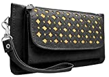 #5: Tap Fashion Fancy Stylish Elegance Fashion Synthetic Handmade Wallet/ Clutch/ Purse for Girls and Women.