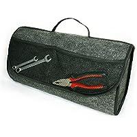 Bolsa para organizar el maletero del automóvil herramientas 26 x 17 x 50 cm
