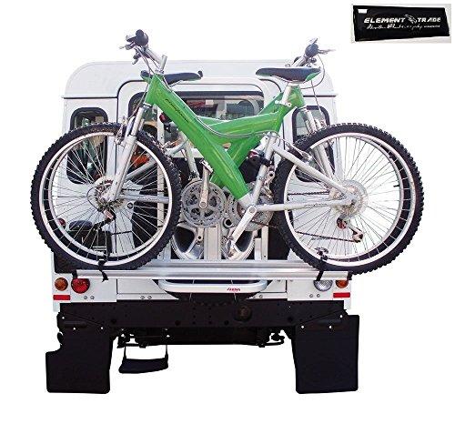 Element Trade Portabici per due biciclette Gringo bici Sticker