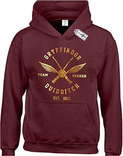 Gryffindor Hogwarts Goblet Of Fire Kids Hoodies hooded top jumper kids children boys girls harry potter