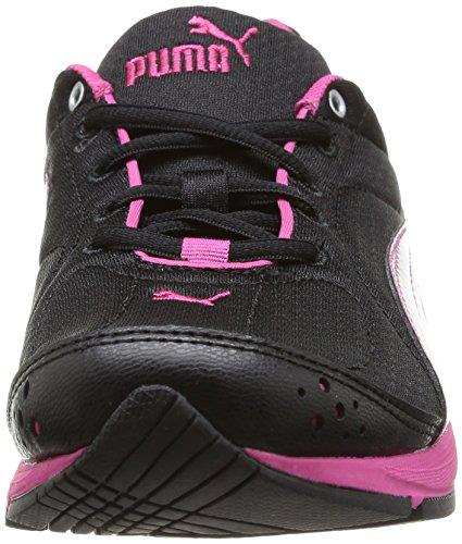 Puma Wylie Eternity, Scarpa da fitness Donna Nero (Noir (Black/Puma Silver/Purple))