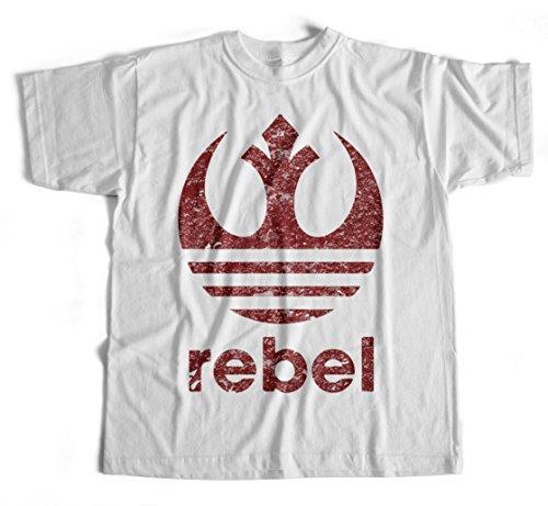 Preisvergleich Produktbild T-Shirt Rebel Classics S-4XL Star Wars Originals Fun Jedi Darth Vader NMD Yeezys