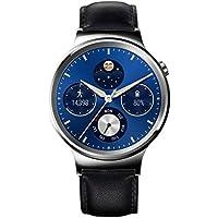Huawei Watch Classic Smartwatch, Cinturino in Pelle, Nero
