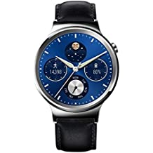 "Huawei Watch Classic - Smartwatch Android (1.4"", 4 GB, 512 MB RAM, correa de cuero), color gris"