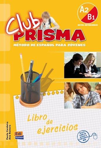 Club Prisma A2/B1 - Libro de ejercicios