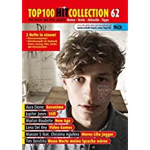 Top 100 Hit Collection 62: 6 Chart-Hits: Geronimo - Still - New Age - Video Games - Moves Like Jagger - Wenn Worte meine Sprache wären. Noten.. Band 62. Klavier / Keyboard.