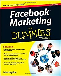 Facebook Marketing For Dummies by John Haydon (2013-06-17)