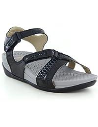 cbcfaa4473eae1 Amazon.co.uk  Earth Spirit - Sandals   Women s Shoes  Shoes   Bags
